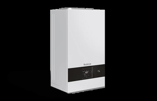 Καυστήρας φυσικού αερίου Buderus.
